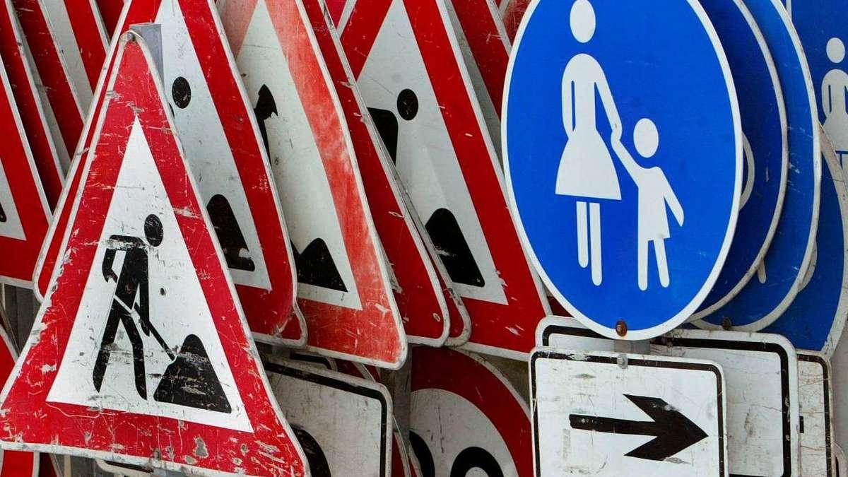 Ortstafeln und Schilder als Beute | Stadt Uelzen - az-online.de