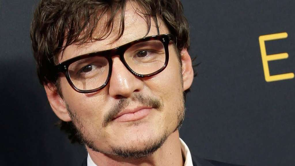 "Pedro Pascal ist der Hauptdarsteller in ""The Mandalorian""."