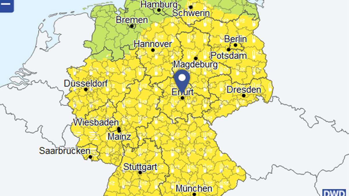 Wetter Berlin Nächste Woche
