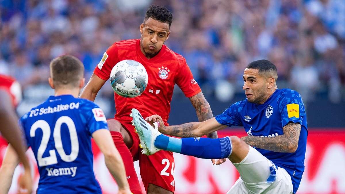 Live Ticker Bayern Schalke