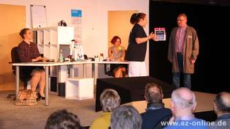 Theatergruppe Barwedel in Lessien
