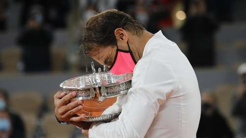 French-Open-Dominator Nadal im