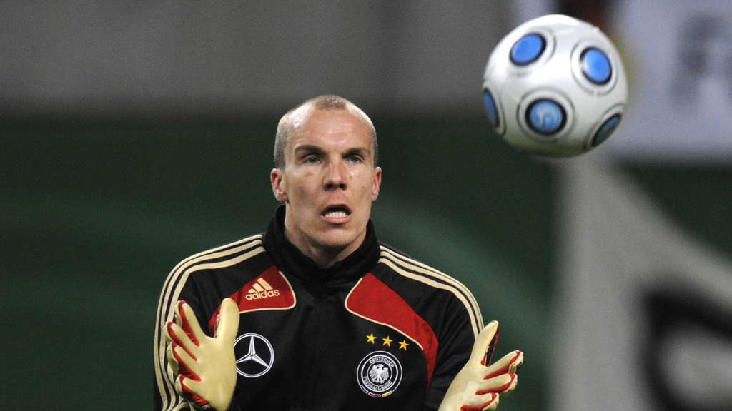 Robert Enke war deutscher Nationaltorwart.