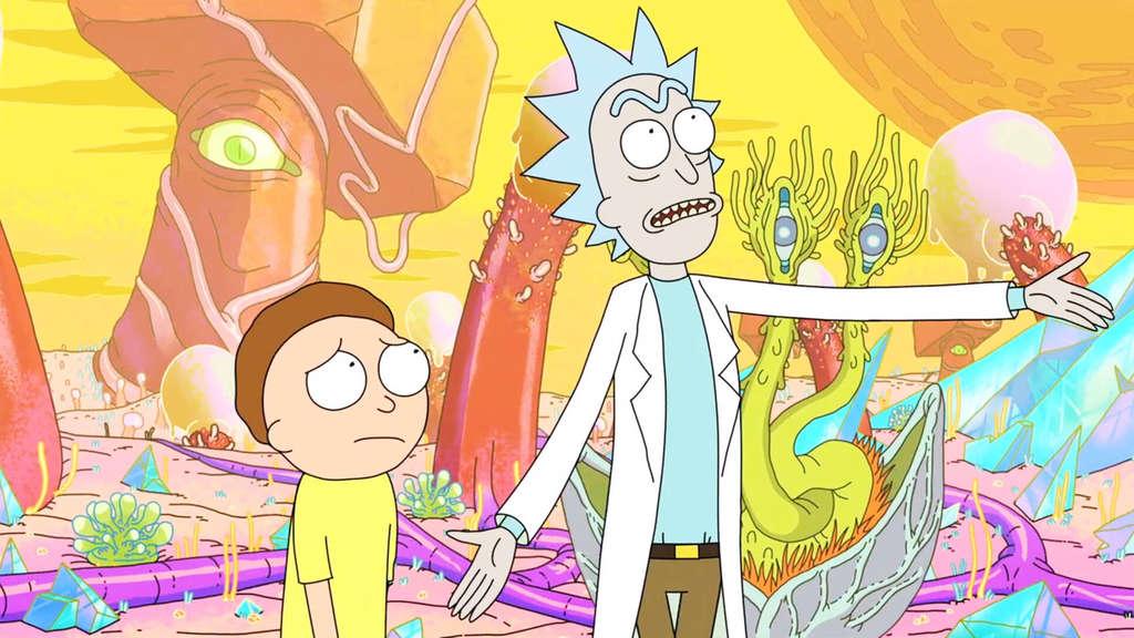 Wann Kommt Rick And Morty Staffel 4 Auf Deutsch