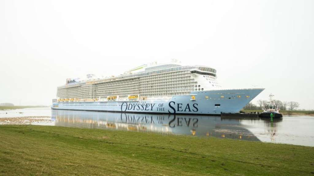 """Odyssey of the Seas"""