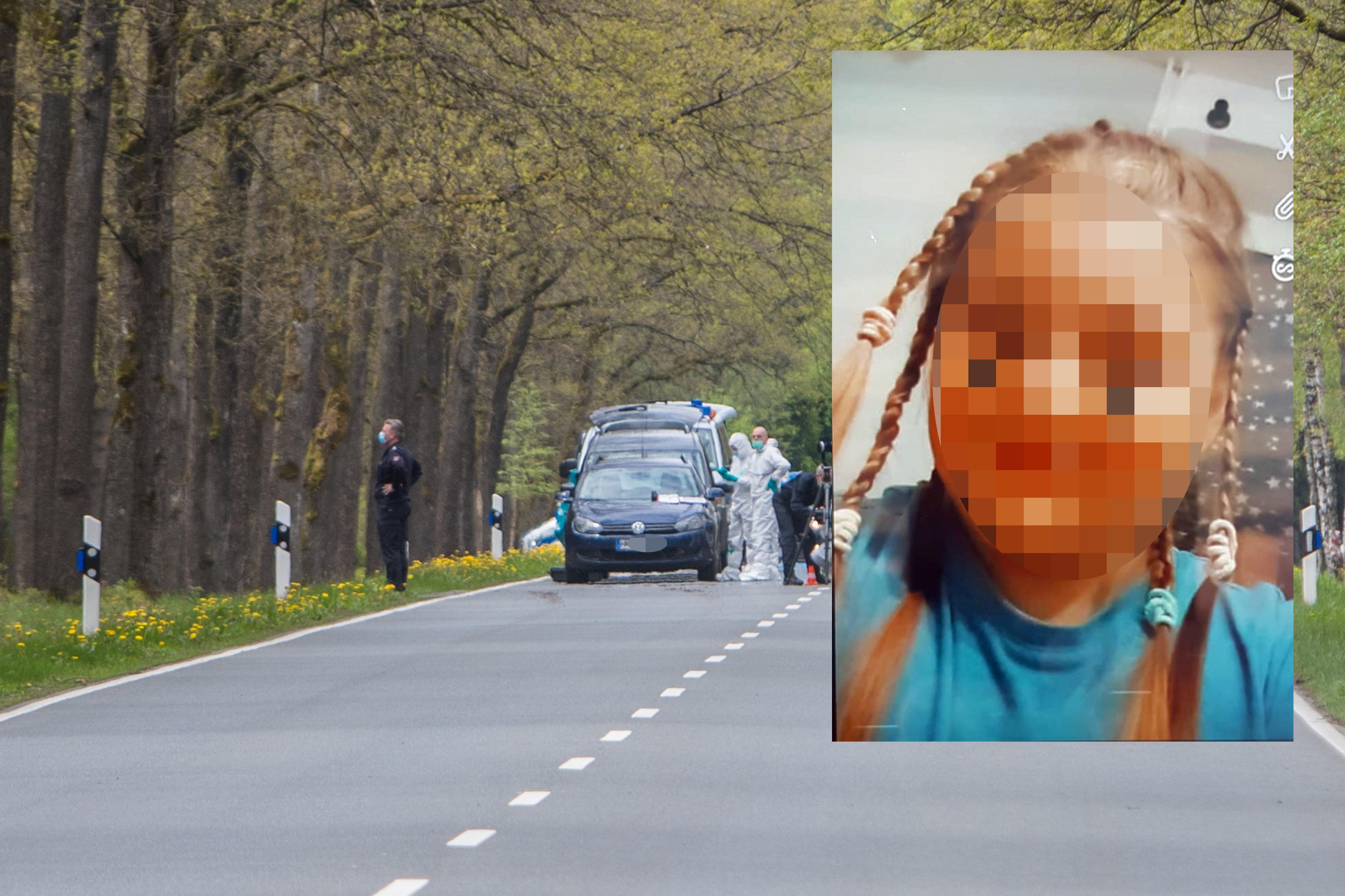 Bispingen: Nach Doppelmord – Polizei findet Kinderleiche am Straßenrand!